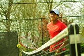 Mark C. teaches tennis lessons in Greensboro, NC
