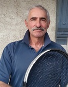 Jerry Z. teaches tennis lessons in Elkins Park, PA