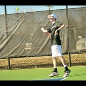 John B. teaches tennis lessons in Greensboro, NC