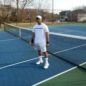 Edwin M. teaches tennis lessons in High Point, NC