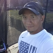 Jayner F. teaches tennis lessons in San Diego, CA