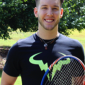 Jonathan C. teaches tennis lessons in Atlanta, GA