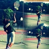 Jel'von H. teaches tennis lessons in Brooklyn, NY