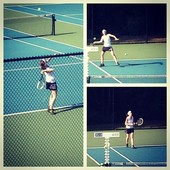 Blair R. teaches tennis lessons in Decatur, GA