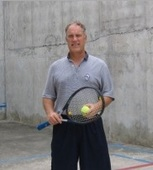 Bill P. teaches tennis lessons in Seffner, FL
