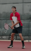 Stephen O. teaches tennis lessons in San Antonio, TX
