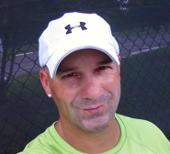 Tim D. teaches tennis lessons in Tampa, FL